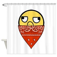 EPIC FACE BANDANA Shower Curtain