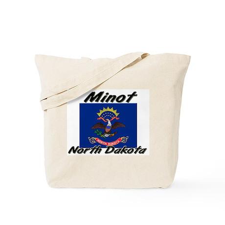 Minot North Dakota Tote Bag