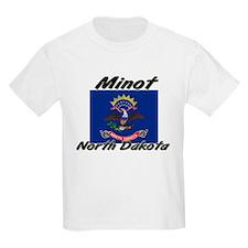 Minot North Dakota T-Shirt