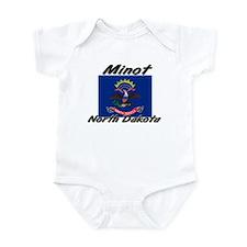 Minot North Dakota Infant Bodysuit