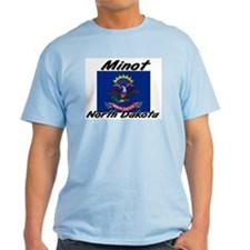 Minot North Dakota T-Shirt