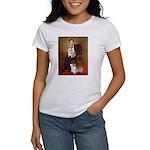 Lincoln's 2 Corgis (Pem) Women's T-Shirt