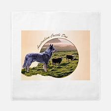 Australian Cattle Dog Keeper Queen Duvet