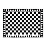 Masonic pavement 5x7 Rugs