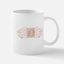 Monogram D Mug