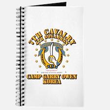 4/7 Cav - Camp Gary Owen Korea Journal