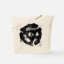 45 Adaptor Stressed Art Tote Bag