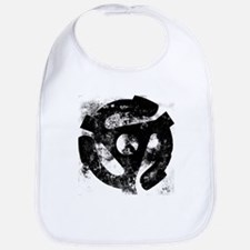45 Adaptor Stressed Art Bib