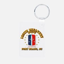 189th Infantry Brigade Aluminum Photo Keychains