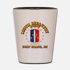 189th Infantry Brigade Shot Glass