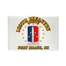 189th Infantry Brigade Rectangle Magnet