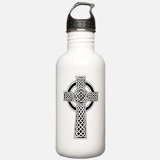 Celtic Cross Water Bottle