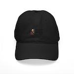 Benjamin Franklin 6 Black Cap