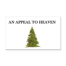 An Appeal To Heaven Rectangle Car Magnet