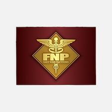 FNP (gm)(diamond) 5'x7'Area Rug