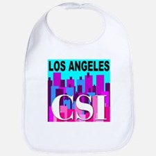 Los Angeles CSI Bib