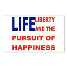 Happiness Flag Decal