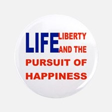 Happiness Flag Button