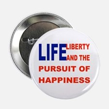 "Happiness Flag 2.25"" Button (10 Pack)"
