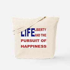 Happiness Flag Tote Bag