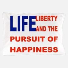 Happiness Flag Pillow Case