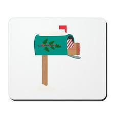 Christmas Mailbox Mousepad