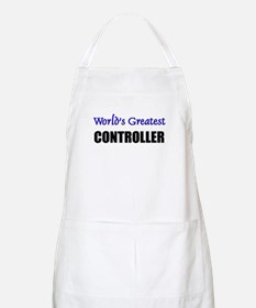 Worlds Greatest CONTROLLER BBQ Apron