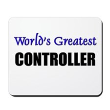Worlds Greatest CONTROLLER Mousepad
