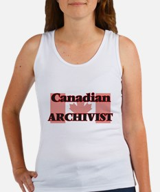 Canadian Archivist Tank Top