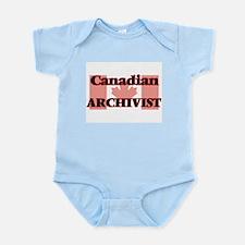Canadian Archivist Body Suit