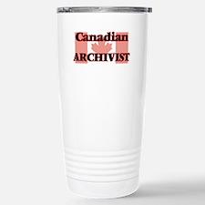 Canadian Archivist Travel Mug