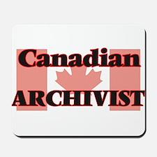 Canadian Archivist Mousepad