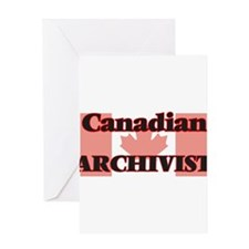 Canadian Archivist Greeting Cards