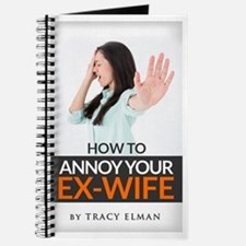 How To Annoy Your Ex-Wife Journal