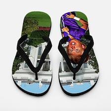 president donald trump Flip Flops