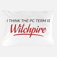 Witchpire Vampire Diaries Pillow Case