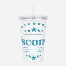 Cute Wi Acrylic Double-wall Tumbler