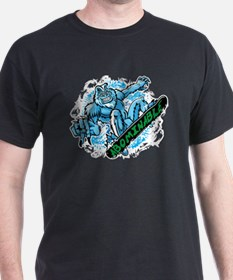 Abominable Snowboarder T-Shirt