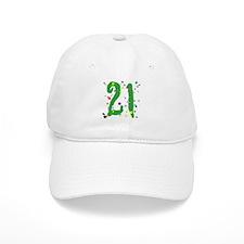 21 Confetti Baseball Cap