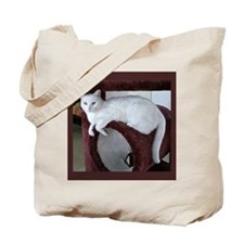 TURKISH VAN CAT Tote Bag
