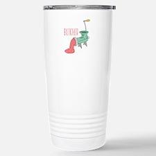 Butcher Grinder Travel Mug