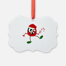 Cute Monster humor Ornament