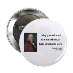 Benjamin Franklin 9 2.25
