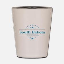 Soutrh Dakota Shot Glass
