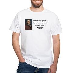 Benjamin Franklin 10 Shirt