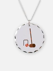 Croquet Necklace