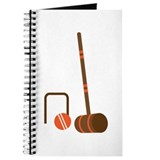Croquet Journals & Spiral Notebooks