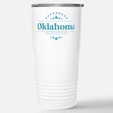 Oklahoma Stainless Steel Travel Mug