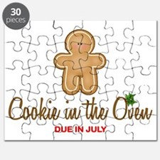 Cookie Due July Puzzle