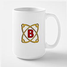 Super B Logo Costume 08 Mug